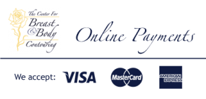We accept Visa, Mastercard and American Express for online payments.